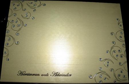 Wedding Invitation Card2
