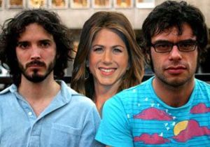 FotC with Jennifer Aniston